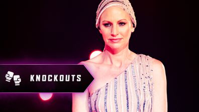 The Knockouts: Natasha Stuart 'Everybody Hurts'