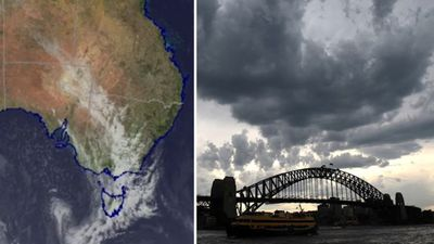 Storms to lash parts of NSW