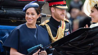 Meghan Markle push present revealed