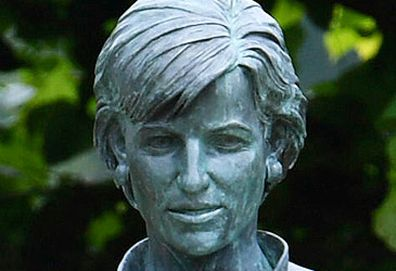 Statue of Diana, Princess of Wales (AP)