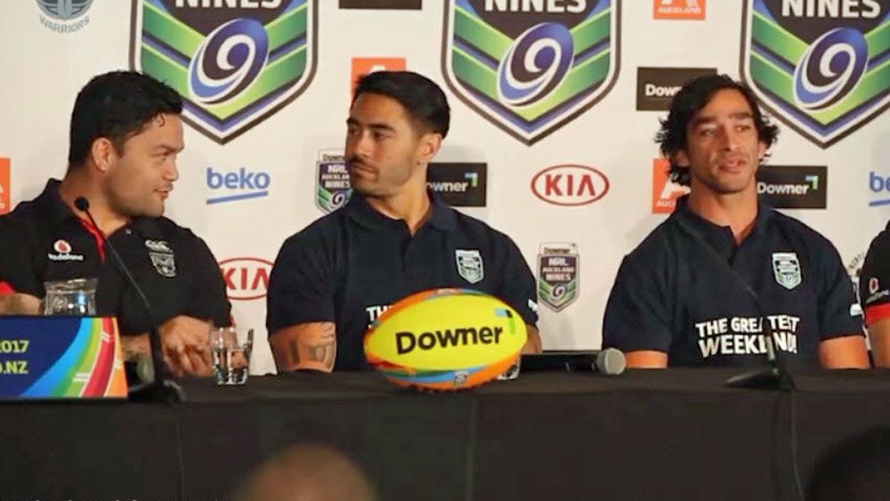 NRL: Warriors take notes from master Thurston