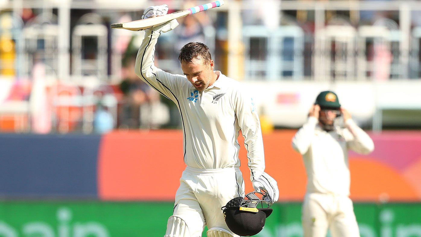 Tom Blundell's gutsy ton leads way for New Zealand