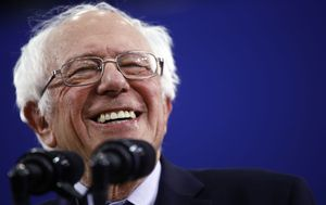 Bernie Sanders narrowly wins New Hampshire primary over Pete Buttigieg