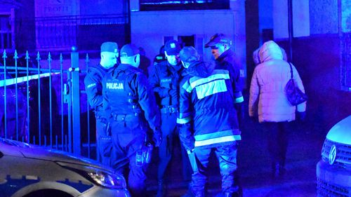 Five teenage girls were killed in a fire at an 'Escape Room' venue in Poland.
