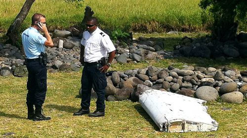 French authorities confirm wing part is from MH370