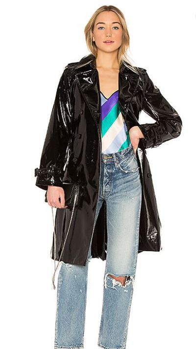 "<a href=""http://www.revolveclothing.com.au/diane-von-furstenberg-patent-trench-coat/dp/DVF-WO17/?d=Womens&page=1&lc=46&itrownum=16&itcurrpage=1&itview=01"" target=""_blank"">Diane von Furstenberg Patent Trench Coat in Black, $1,027.74</a>"