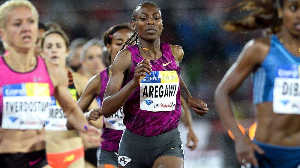 Abeba Aregawi. (AFP)