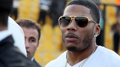US rapper Nelly is a three-time Grammy winner. (AAP)