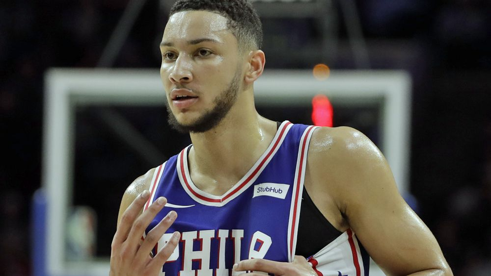 NBA: Australian 76ers star Ben Simmons achieves another record with triple-double in loss to LA Lakers