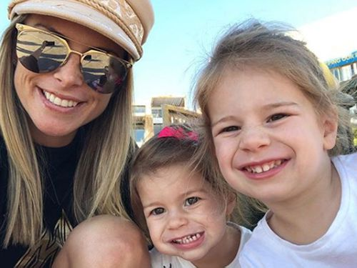 Candice is heartbroken over the loss of her child. Picture: Supplied