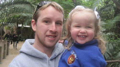 Shaun Oliver died while trying to save a child at Wollongong City beach. (9NEWS)
