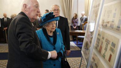 Queen Elizabeth Royal Philatelic Society 5