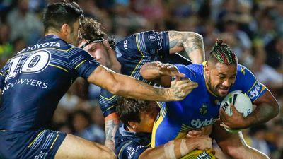 <strong>Parramatta Eels &nbsp;- 1300SMILES Stadium</strong>