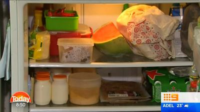 The fridge stacking hack that doesn't require Tupperware