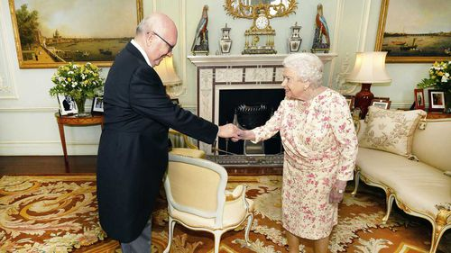 George Brandis was appointed High Commissioner to the United Kingdom.