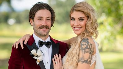 Booka Brett Wedding Album Lead MAFS 2021