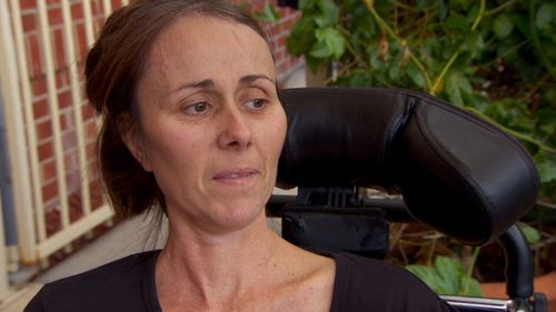 Kelli and her family fought for months to receive NDIS funding.