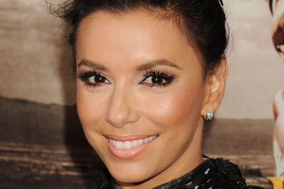 """Eva Longoria's looks takes your breath away, but the television star swears she'll never get so desperate that she'll mess with the face she was born with. """"God blessed me with some great, unique features – some beautiful, in my eyes, and some not so beautiful. … I have no desire to tamper with that."""""""