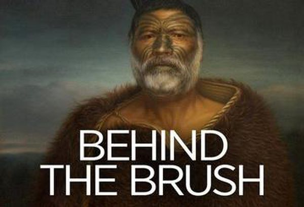 Behind the Brush