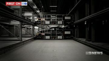 VIDEO: New robotic parking system coming to Sydney