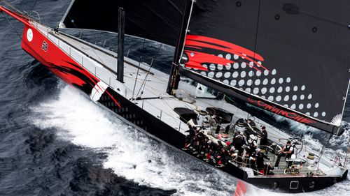 Sydney to Hobart: US yachts Comanche and Rambler chasing line honours win