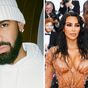 Drake's new song fuels rumours of an affair with Kim Kardashian following her divorce