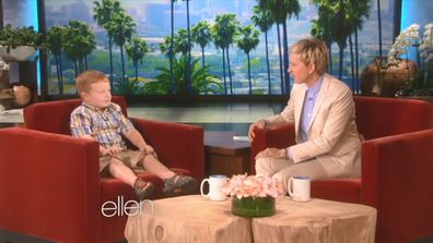 Ellen has hilarious interview with viral child