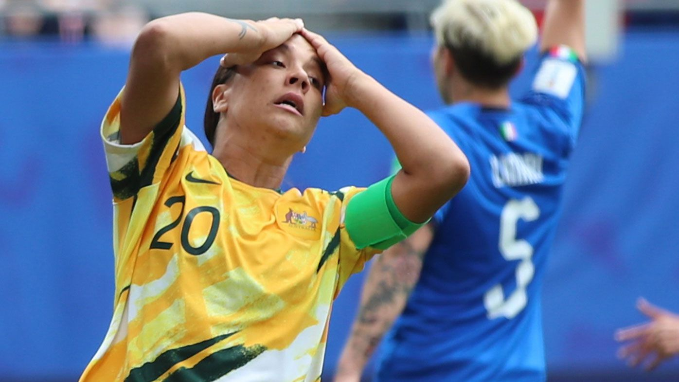 Why Sam Kerr might regret post-win rant about Matildas 'haters'