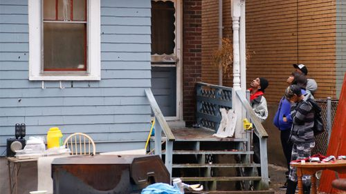 Five people shot dead at backyard party in Wilkinsburg in US state of Pennsylvania