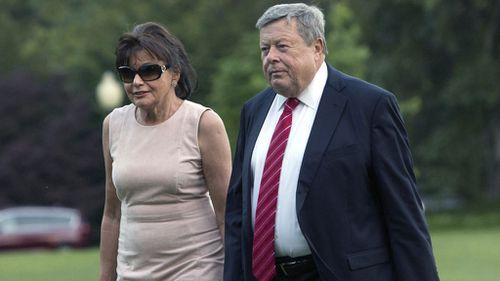 Amalija and Viktor Knavs, Melania Trump's parents