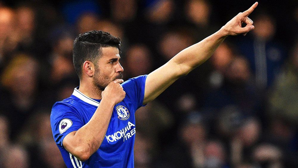 Chelsea marches on towards English Premier League title with win over Southampton