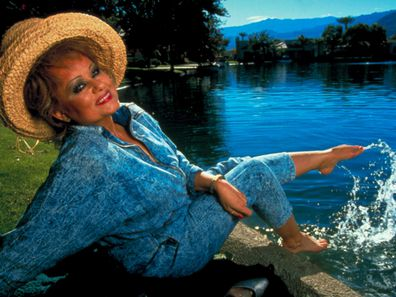 TV talk show host Tammy Faye Messner (formerly Baker) (Photo by John Storey/Getty Images)