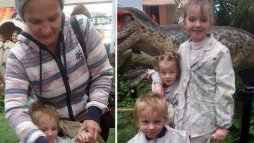 Police appeal to find missing woman, children