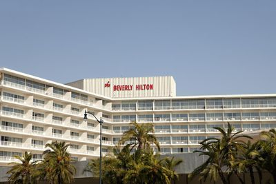 <strong>The Beverly Hilton, Beverly Hills</strong>