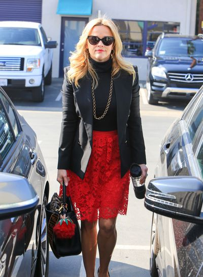 Actress Reese Witherspoon on February 5th, 2018, in Los Angeles