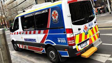 Child critically injured in Melbourne crash