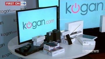 VIDEO: Online electronics retailer Kogan offering special deals
