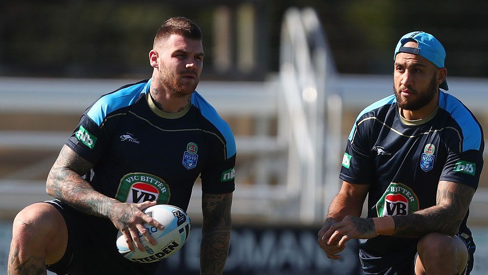 Pub manager says Dugan and Ferguson 'were no drama at any point'
