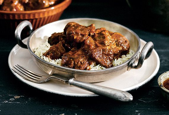 Mix 'n' match beef curry