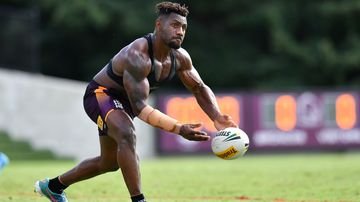 Brisbane Broncos hooker James Segeyaro was recruited less than a month ago.