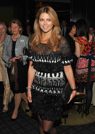 Princess Madeleine of Sweden at the 2Health and Human Rights Awards in New York, April, 2011
