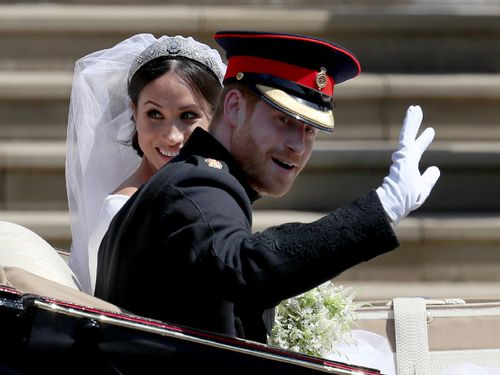 Prince Harry Meghan Markle Windsor wedding