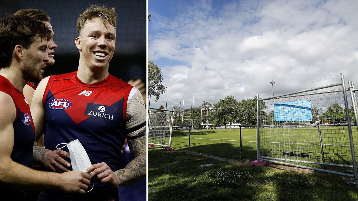 Melbourne Demons, AFL secure $3m upgrade to iconic training ground