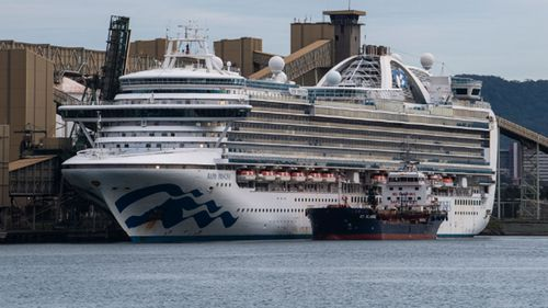 Criminal negligence investigation begins into the operators of Ruby Princess
