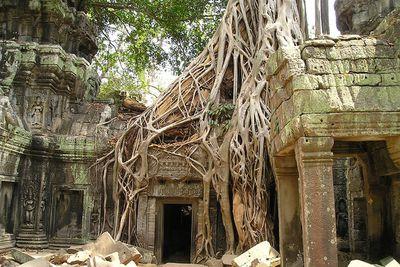 <strong>Angkor Wat, Cambodia</strong>