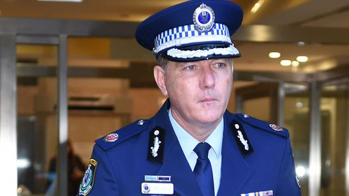 Mick Fuller will become the next NSW Police Commissioner, replacing Andrew Scipione