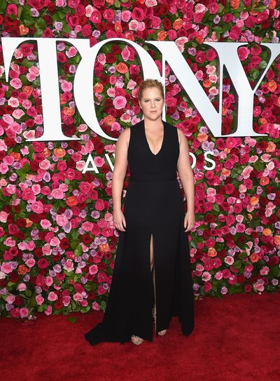 Comedian and actress Amy Schumer