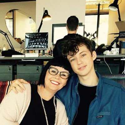 The hot Aussie mums of Twitter: Troye Sivan's and Reece Mastin's
