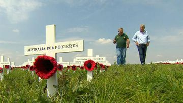 Battle of Pozieres remembered