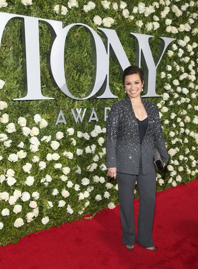 Lea Salonga, Tony Awards, red carpet